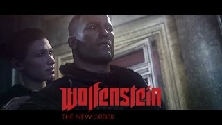Wolfenstein: The New Order - PC Gameplay HD #4