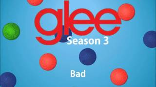 Video Bad (Glee Version) download MP3, 3GP, MP4, WEBM, AVI, FLV Juli 2018