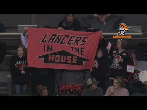 3-18-18 Sioux City Musketeers vs Omaha Lancers
