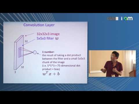 "James Zou: ""Deep learning for genomics: Introduction and examples"""