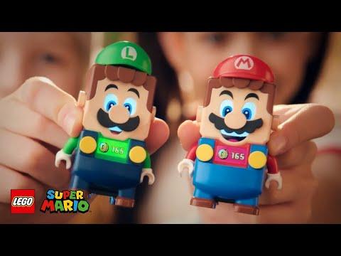 LEGO Super Mario   Team up for 2-player adventures