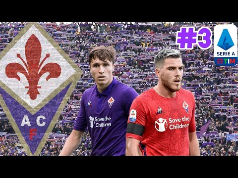 Botti Di Mercato Inizia La Serie A Carriera Allenatore Fifa 20 Fiorentina 3 Youtube