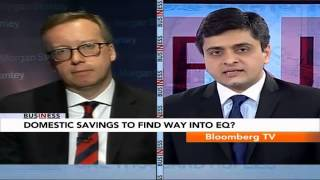 In Business: India Will Be A $5 Tn Eco By 2025: Morgan Stanley