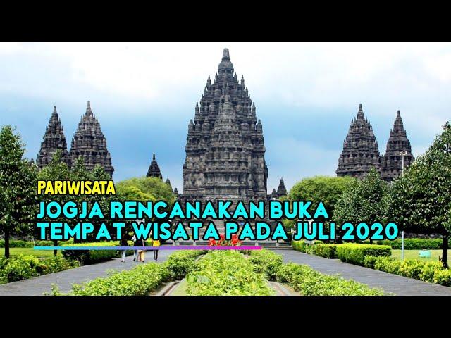 Tempat Wisata di Jogja Siap Dibuka Pada Juli 2020