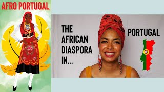 AFRO PORTUGAL: The African Diaspora In Portugal