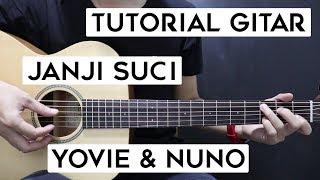 Download lagu (Tutorial Gitar) YOVIE & NUNO - Janji Suci | Lengkap Dan Mudah