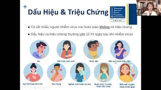 Tìm Hiểu COVID-19 với Bác Sĩ Bích Liên Nguyễn | Hội Ung Thư Việt Mỹ VACF