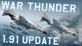 "Update 1.91 ""Night Vision"" / War Thunder"