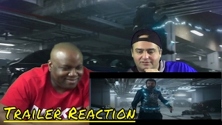 Защитники (Guardians 2017) клип Reaction I Russian Superhero Movie I