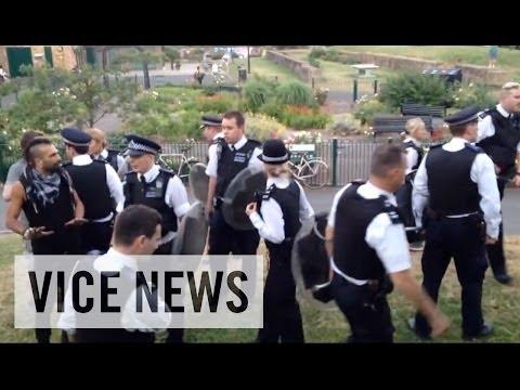 Polish Fascists Attack London Music Festival