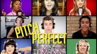 Repeat youtube video STARSHIPS  - Performed by Mike Tompkins, the PITCH PERFECT Cast and YOU