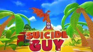 الرجل الإنتحاري | جزيرة الموت!! #3