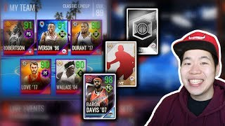 Variety Pack Opening on Ballers Journey Ep. 21- First Platinum Player & insane 92 Legend Pull