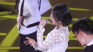 IU in LA KCON 2014- YOU&I(너랑나) [Fancam]