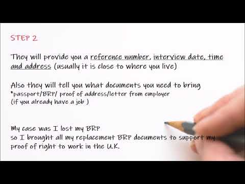 How To Apply For National Insurance Number In The Uk Youtube