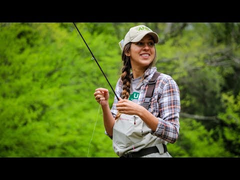 Fly Fishing in the Allegheny National Forest | Visit ANF