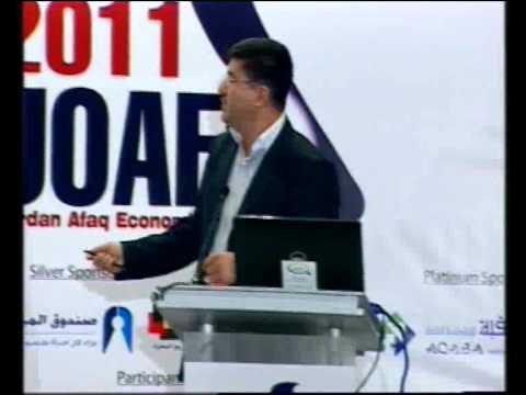 6th Jordan Forex Expo Dr.Mashhour Hathloul Maharmah Presentation Falcon Broker.wmv