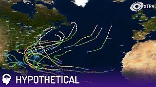 2038 North Atlantic Hypothetical Hurricane Season   #VACATETHE48
