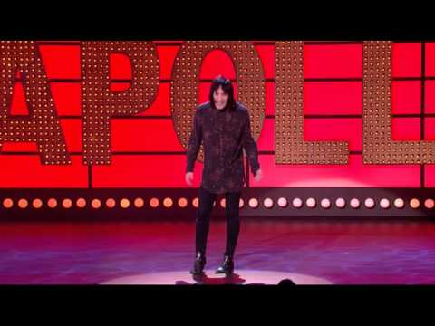 Noel Fielding Live at the Apollo - YouTube