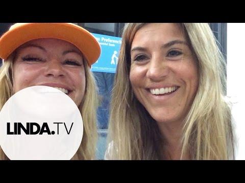 Kim en Inge bezoeken de Favela || Afl. 7 Spelen met Kim || LINDA.tv