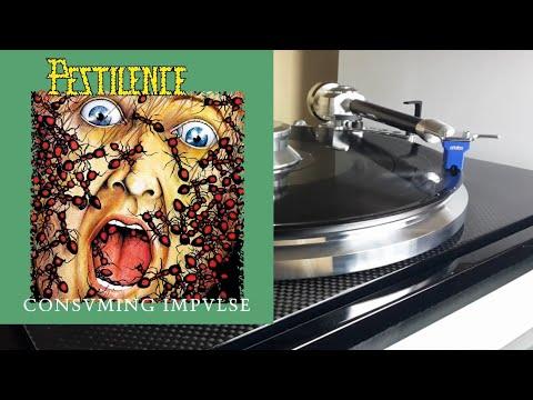PESTILENC̲E̲ Consumin̲g̲ Impulse (Full Album) Vinyl rip