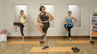 20-Minute Total Body Home Workout With Adam Rosante | Class FitSugar