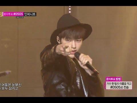 [HOT] INFINITE - Last Romeo, 인피니트 - 라스트로미오, Show Music core 20140531