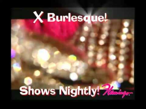 X Burlesque Topless Revue | Flamingo Las Vegas