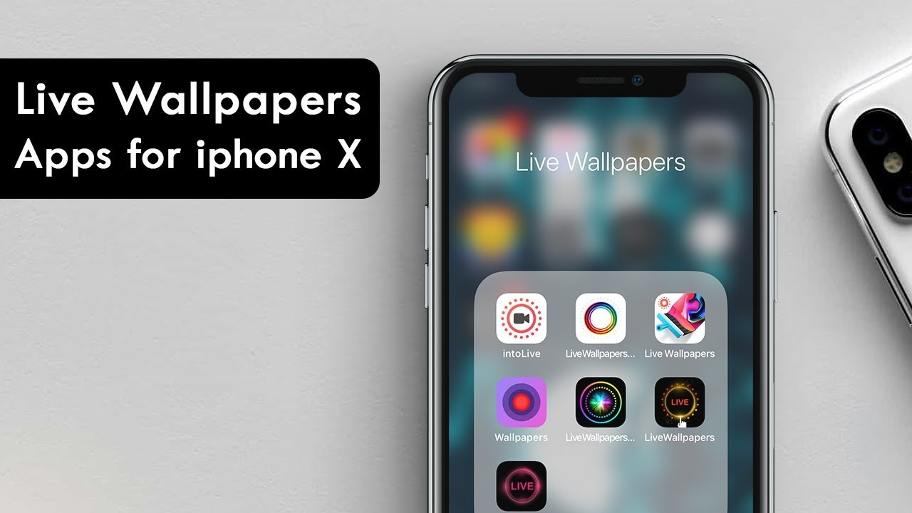 Best Live Wallpaper Apps for iPhone X, iPhone 8, and iPhone 8 Plus in 2019