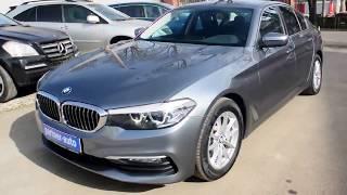 BMW 5 серия VII (G30/G31) 3.0 AT (249 л.c.) 2017г