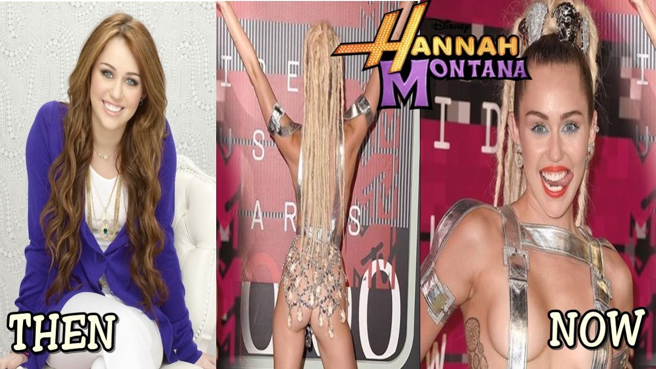 Hannah Montana Then And Now 2017★ Disney Stars Before And ...