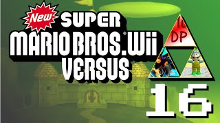 """Mario Bros Wii [TriforceVS] - Round 16 - """"Time Up... No Matter What..."""""""