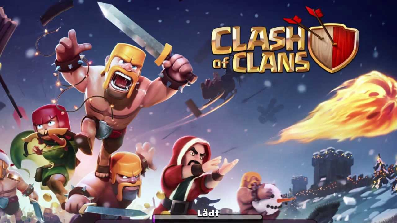 clash of clans christmas tree types