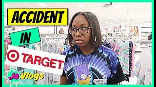 Dejah Had An Accident In Target | Family Vlogs | JaVlogs