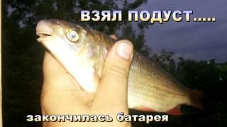 Рыбалка на р.Протва близ г.Кременки в Калужской области в 2016г