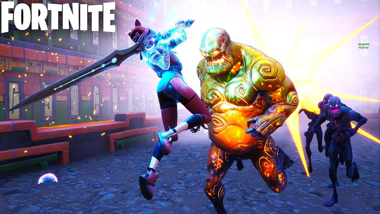 Fortnite Creative codes | PC Gamer