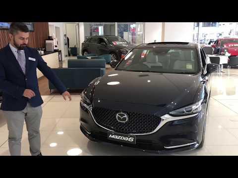 All New 2018 Mazda 6
