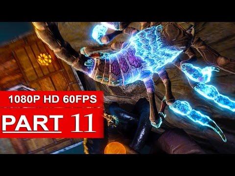 God Of War 3 Remastered Gameplay Walkthrough Part 11 [1080p HD 60FPS] Scorpion Boss Fight