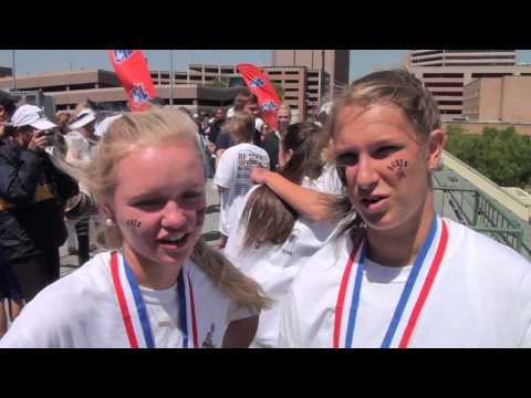 UIL Tennis 4A 5A Finals MaxPreps Sports by JPTV