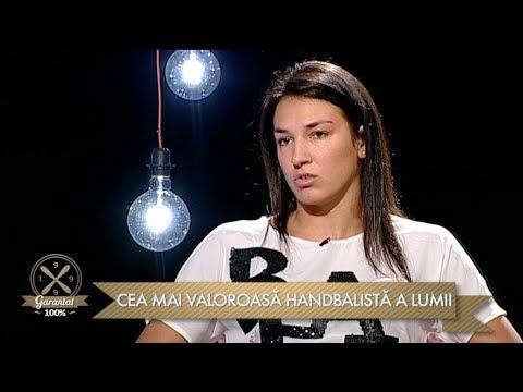 Garantat 100% cu Cristina Neagu (@TVR1)