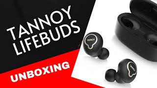 Tannoy Lifebuds Unboxing