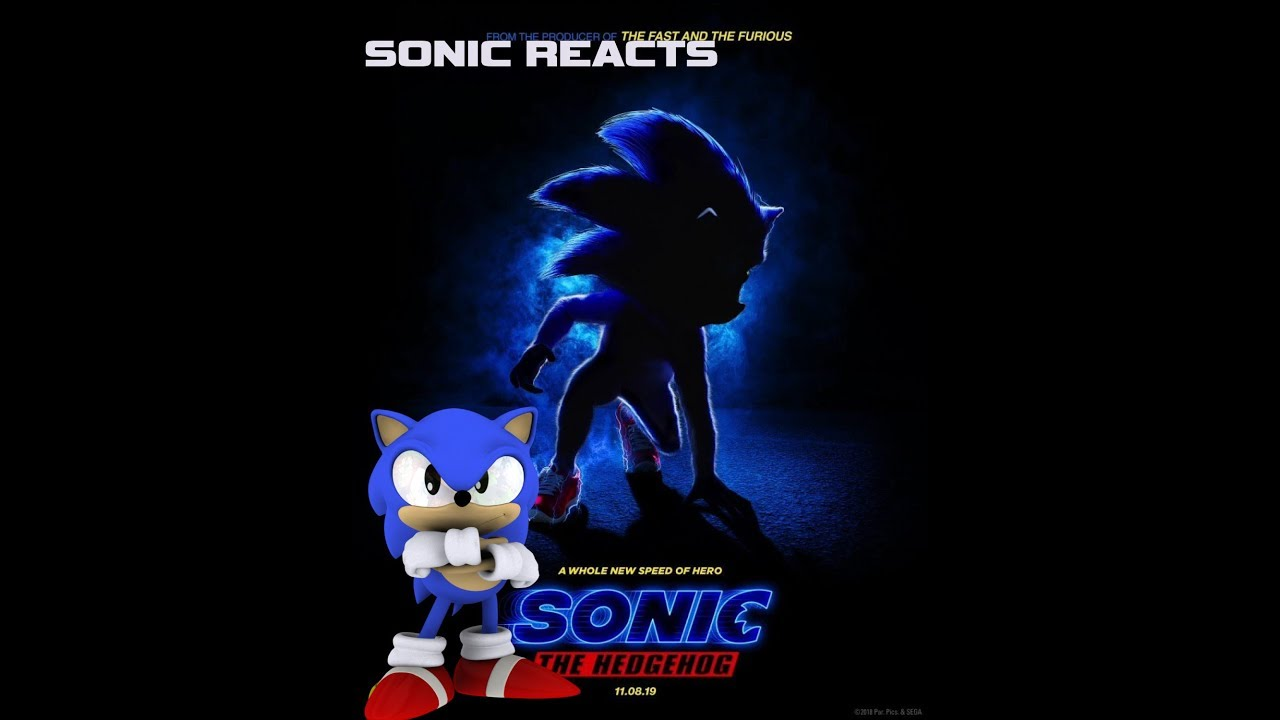 Sonic the Hedgehog Movie Poster (#19 of 28) - IMP Awards