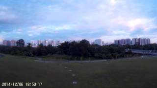 QuadCopter, Acrobat mode, Flip - 2nd Video