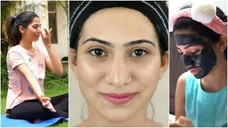 My Glowing Skin Secret - Remove BLACKHEADS & WHITEHEADS   Anaysa