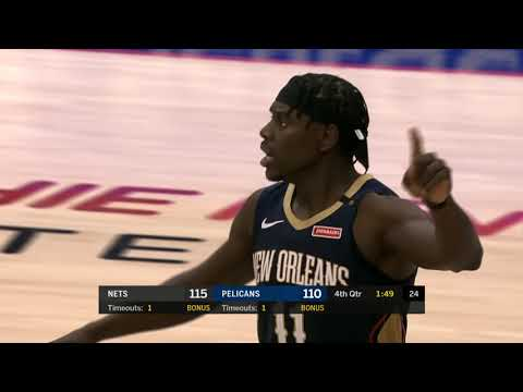 Brooklyn Nets vs New Orleans Pelicans | October 26, 2018