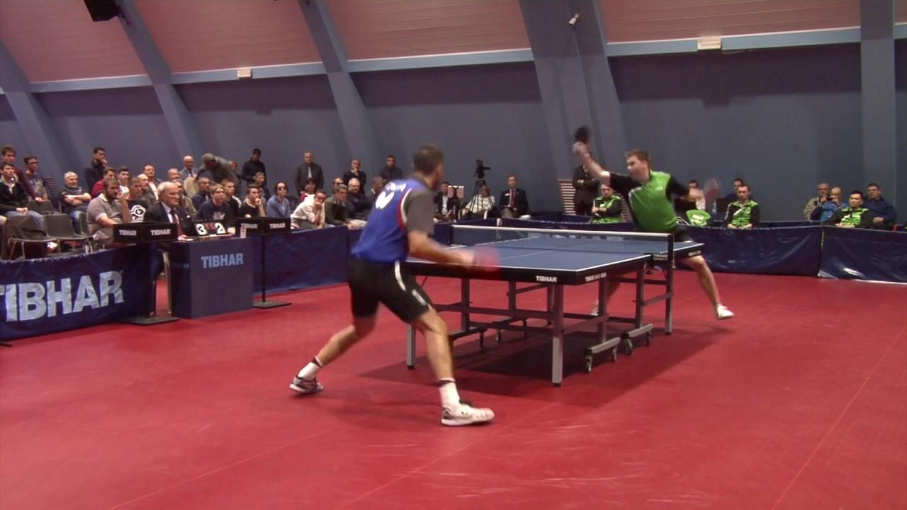 tennis table niagol stoyanov itaviktor efimov ukr european qual