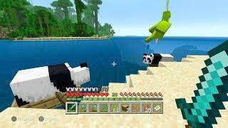 🐼 Making New Friends - Minecraft Adventure