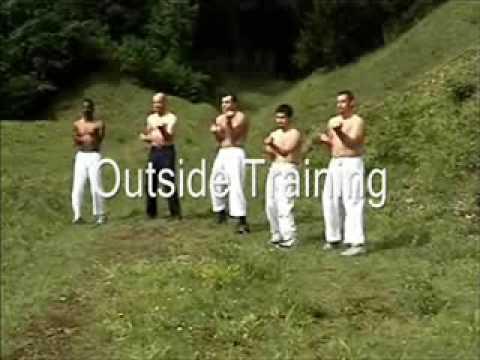 Broseley Goju Kan Training Trailer