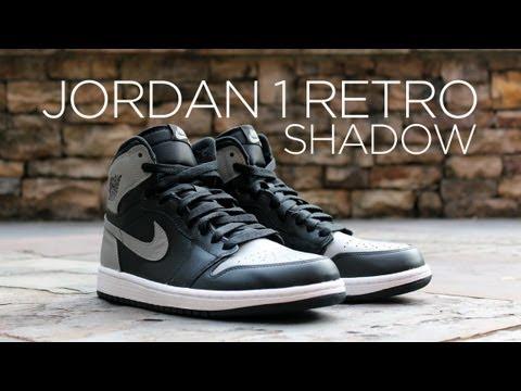 """Review: Jordan 1 Retro High OG - """"Shadow"""""""