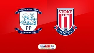 Preston North End 2 - 2 Stoke City